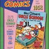 THE BEST OF WALT DISNEY COMICS From the Year 1952