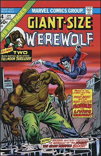 WEREWOLF BY NIGHT The Complete Collection Volume 2