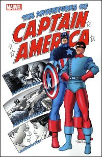 THE ADVENTURES OF CAPTAIN AMERICA
