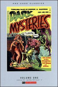 PRE-CODE CLASSICS DARK MYSTERIES Volume 1