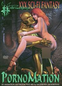 PORNOMATION Volume 1-3 DVD Set