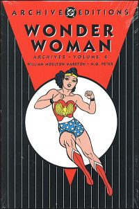 THE WONDER WOMAN ARCHIVES VOLUME 4