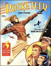 THE ROCKETEER All 5 Action Chapters!