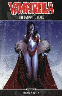 VAMPIRELLA The Dynamite Years Omnibus Volume 2