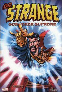 DOCTOR STRANGE Sorcerer Supreme Omnibus Volume 2