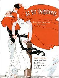 LA VIE PARISIENNE Covers & Cartoons 1917-1922