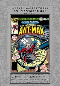 MARVEL MASTERWORKS ANT-MAN/GIANT-MAN Volume 3