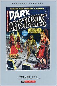 PRE-CODE CLASSICS DARK MYSTERIES Volume 2