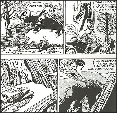 SUPERMAN THE GOLDEN AGE DAILIES 1944-1947