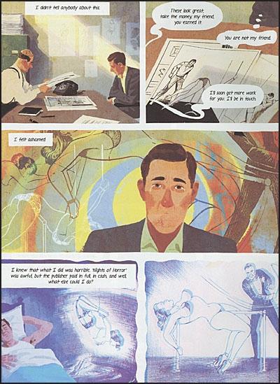 THE ARTIST BEHIND SUPERMAN The Joe Shuster Story Hardcover