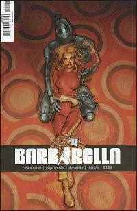 BARBARELLA #4 Comic Set