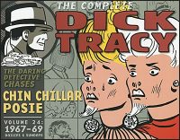 THE COMPLETE CHESTER GOULD'S DICK TRACY Volume 24