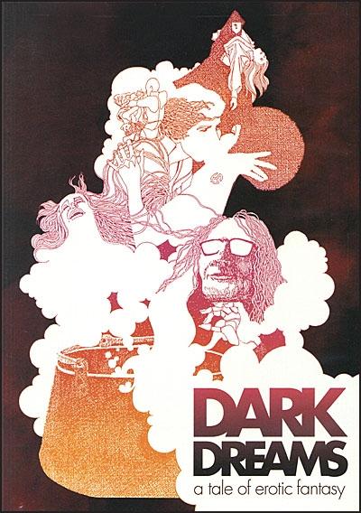 DARK DREAMS A Tale of Erotic Fantasy DVD