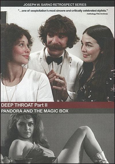 DEEP THROAT PART II DVD