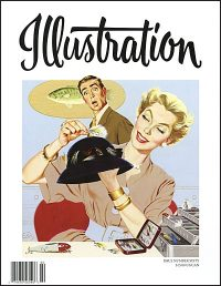 ILLUSTRATION MAGAZINE #60