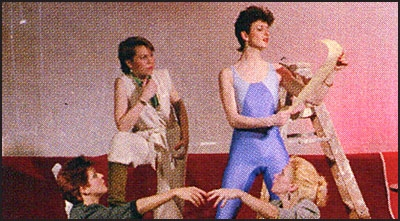 PEEKARAMA Women at Play & Good Girl, Bad Girl DVD