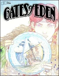 GATES OF EDEN No. 1