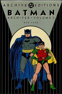 BATMAN ARCHIVES VOLUME 2