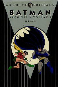 BATMAN ARCHIVES VOLUME 3