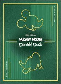 DISNEY MASTERS Volumes 3 & 4 Boxed Set