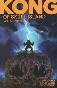 KONG OF SKULL ISLAND Volume 3