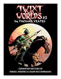 TWIXT TWO WORLDS #3 By Thomas Yeates Signed