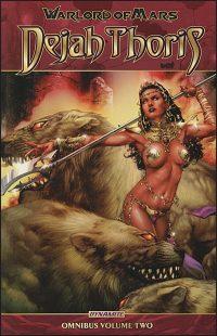 WARLORD OF MARS Dejah Thoris Omnibus Volume 2