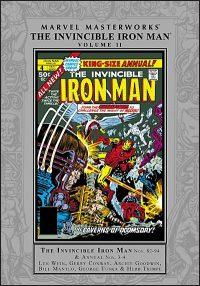 MARVEL MASTERWORKS THE INVINCIBLE IRON MAN Volume 11