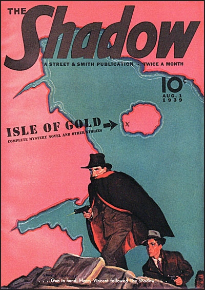 THE SHADOW #131