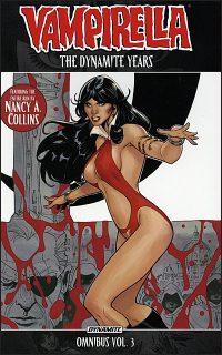 VAMPIRELLA The Dynamite Years Omnibus Volume 3