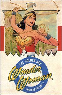 WONDER WOMAN The Golden Age Omnibus Volume 3