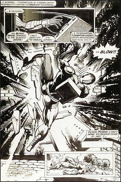COMIC BOOK CREATOR #18 Steve Rude