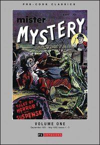 PRE-CODE CLASSICS MISTER MYSTERY Volume 1