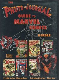 PHOTO JOURNAL GUIDE TO MARVEL COMICS A-Z DELUXE