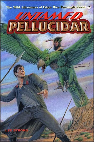 UNTAMED PELLUCIDAR Hardcover