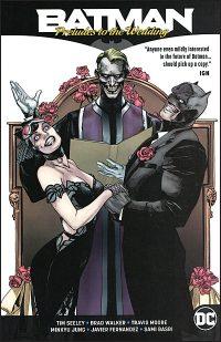 BATMAN Prelude to the Wedding