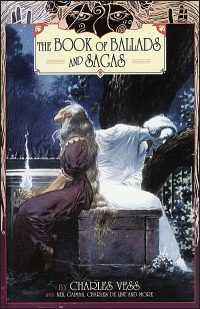 THE BOOK OF BALLADS AND SAGAS Signed
