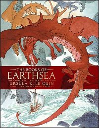 BOOKS OF EARTHSEA The Complete Illustrated Edition Signed