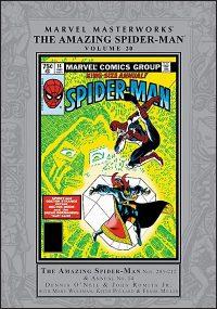 MARVEL MASTERWORKS THE AMAZING SPIDER-MAN Volume 20