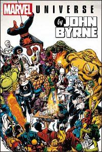 MARVEL UNIVERSE By John Byrne Volume 1
