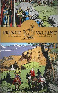PRINCE VALIANT Volume 18