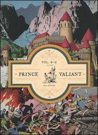 PRINCE VALIANT 4-6 Slipcase Set