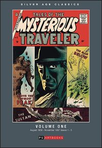 SILVER AGE CLASSICS TALES OF THE MYSTERIOUS TRAVELER Volume 1