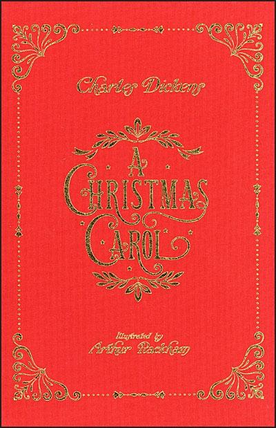 A Christmas Carol By Arthur Rackham Buds Art Books