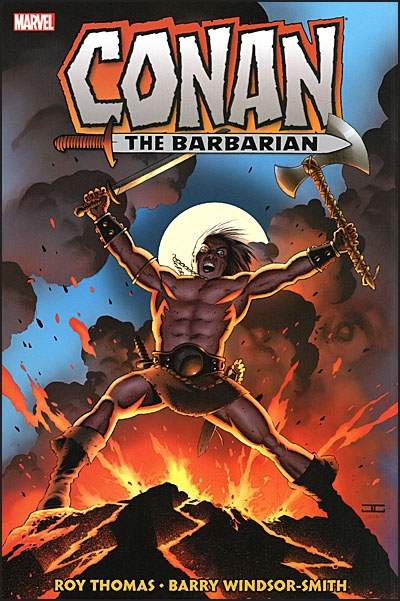CONAN THE BARBARIAN THE ORIGINAL MARVEL YEARS OMNIBUS Volume 1