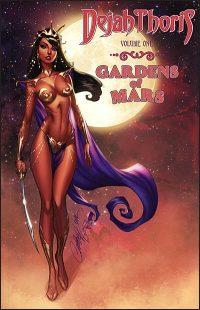 DEJAH THORIS Volume 1 Gardens of Mars