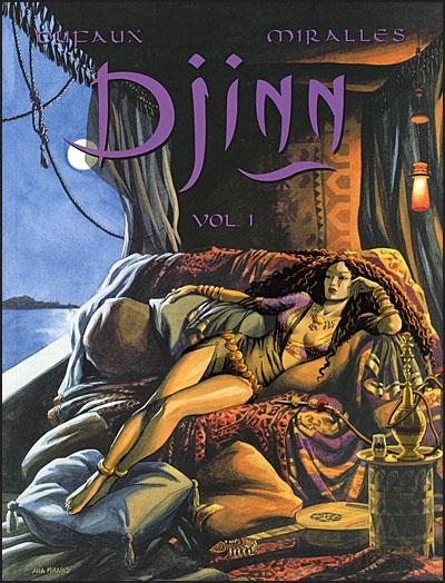 DJINN Volume 1