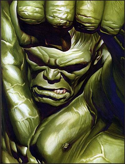 MARVELOCITY The Marvel Comic Art of Alex Ross