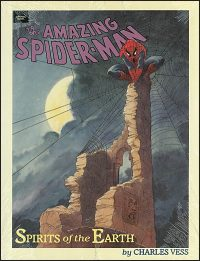 THE AMAZING SPIDER-MAN SPIRITS OF THE EARTH