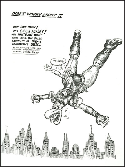 R. CRUMB THE SKETCHBOOK Volume 3 1975-1982
